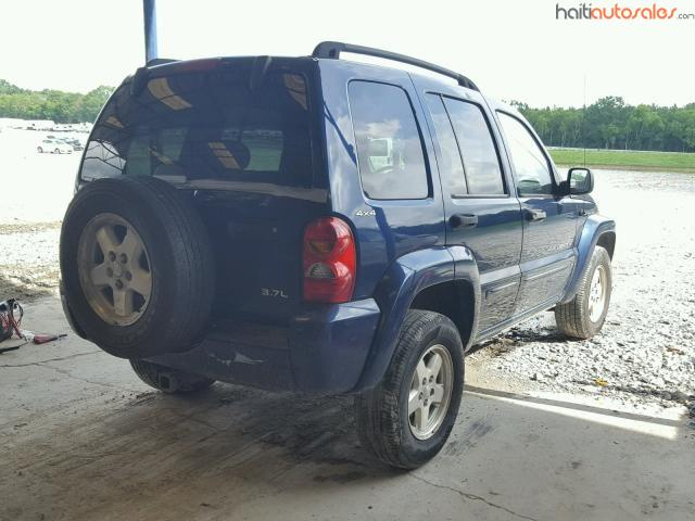 Haiti Auto Sales  U00bb Voiture  U00e0 Vendre Haiti   2003 Jeep Liberty