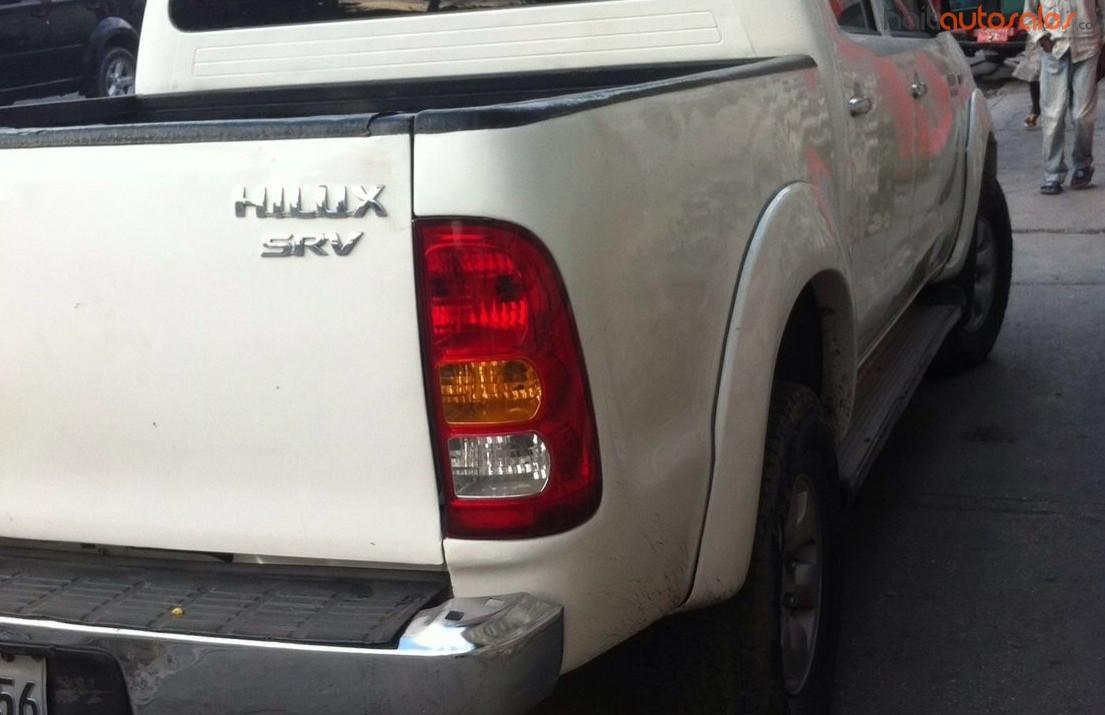 Haiti Auto Sales 2008 Toyota Hilux Used Cars For Sale With Prices
