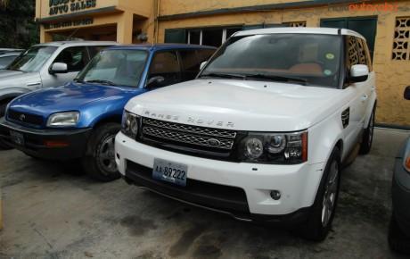 Range Rover A Vendre >> Haiti Auto Sales 2012 Range Rover Sport Supercharge